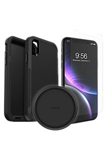 new photos d188b b59b1 OtterBox Pursuit Case, Protection and Wireless Charger Bundle for iPhone XR
