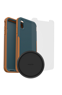 hot sale online 2b622 8d394 OtterBox Pursuit Case, Protection and Wireless Charging Bundle for iPhone  XS Max