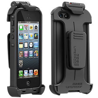 LifeProof Belt Clip for nuud/fre Cases for iPhone 5/5s