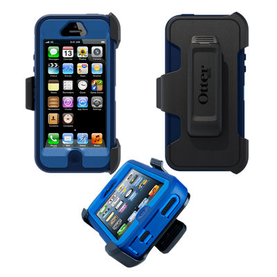 OtterBox Defender Series Rugged Case for iPhone 5