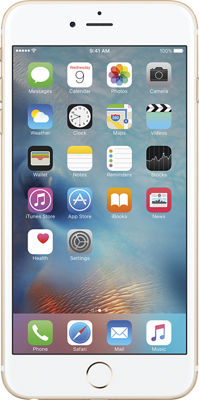 ba6625bdee New Apple iPhone 6S Plus 32 GB, Only $5/month, Free Shipping