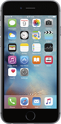 Iphone6s Spgry Front