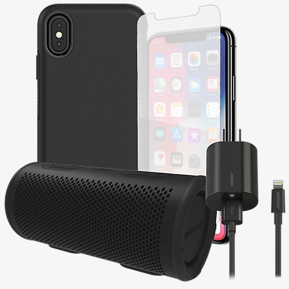 OtterBox Symmetry Power, Protection, & Stereo Bundle for iPhone X