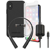 OtterBox Symmetry Power, Protection, & Headset Bundle for iPhone X