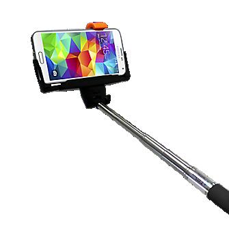 iPlanet Bluetooth Selfie Stick - Black