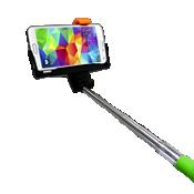iPlanet Bluetooth Selfie Stick - Green
