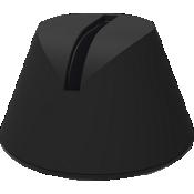 Dock - Black