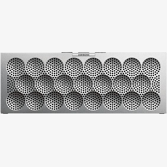 MINI JAMBOX - Silver Dot