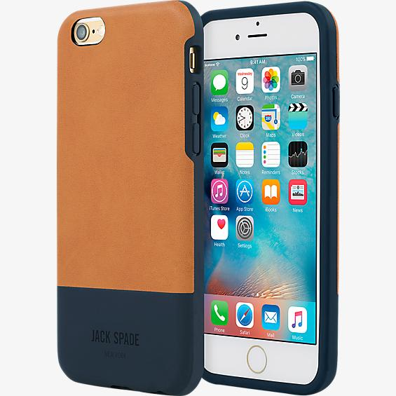 Color-Block Case for iPhone 6/6s - Fulton Tan/Navy