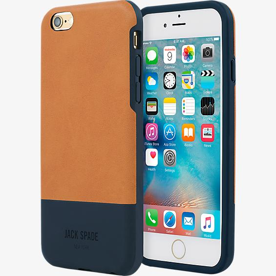 Color-Block Case for iPhone 6 Plus/6s Plus - Fulton Tan/Navy