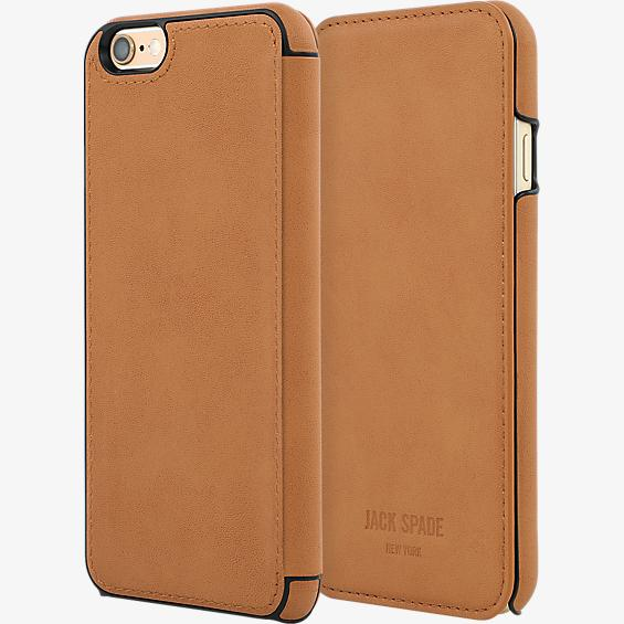 Folio Case for iPhone 6/6s - Fulton Tobacco
