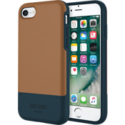 Credit Card Case for iPhone 7 - Fulton Tan/Navy