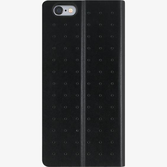 Perforated Folio Case for iPhone 6/6s - Black