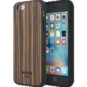Wood Case for iPhone 6/6s - Wood Veneer Macassar Ebony