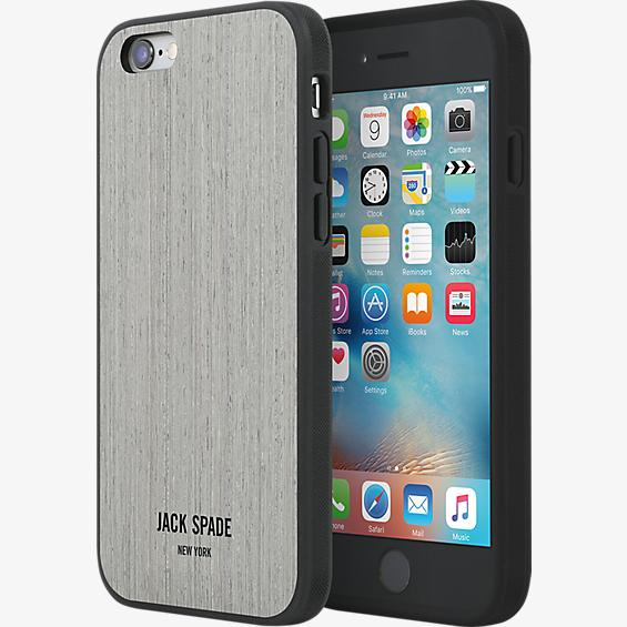 Wood Case for iPhone 6/6s - Wood Veneer Silver Oak