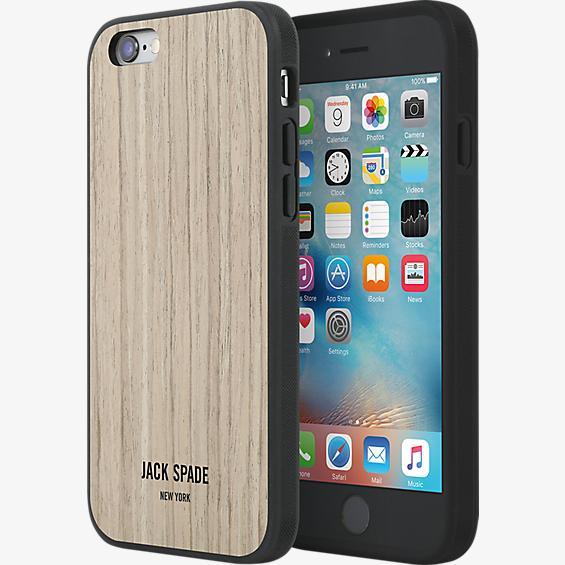 Wood Case for iPhone 6/6s - Wood Veneer Walnut