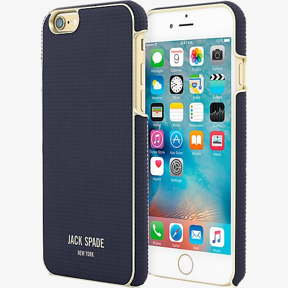 Wrap Case for iPhone 6/6s - Varick Navy