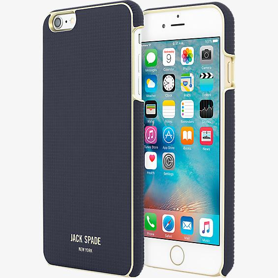 Wrap Case for iPhone 6 Plus/6s Plus - Varick Navy