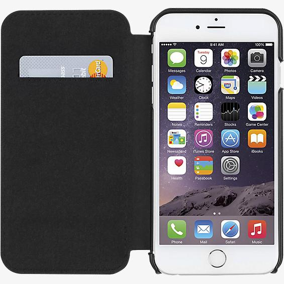 Folio Case for iPhone 6 Plus/6s Plus  - Fulton Black