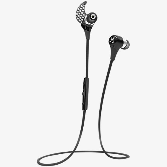 JayBird BlueBuds X Premium Bluetooth Buds - Midnight Black