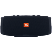 Charge 3 Portable Bluetooth Speaker - Black