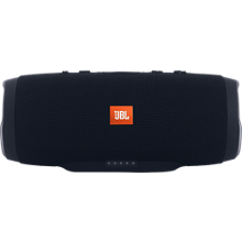 Charge 3 Portable Bluetooth Speaker - Black