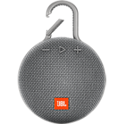 JBL Clip 3 portable bluetooth waterproof speaker - Gray