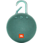 JBL Clip 3 portable bluetooth waterproof speaker - Teal