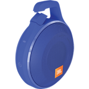 Clip+ Splashproof Bluetooth Speaker - Blue