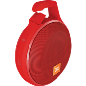 Clip+ Splashproof Bluetooth Speaker - Red