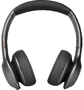 40769d02b55 JBL Everest 310GA Wireless on-ear headphones w/ Google Assistant Colour  Gunmetal