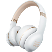 Everest Elite 300 Wireless On-Ear Headphones - White