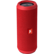 JBL Flip 3 Bluetooth Splashproof Speaker - Red