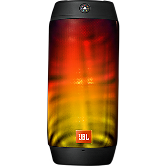 Pulse 2 Splashproof Bluetooth Speaker - Black