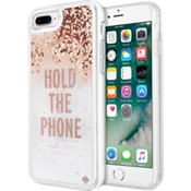 Clear Liquid Glitter Case for iPhone 7 Plus - Hold the Phone