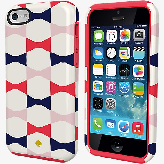 Dual Layer Case for iPhone 5c - Deborah Bow
