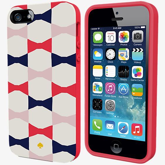 Flexible Hardshell Case for iPhone 5/5s - Deborah Bow
