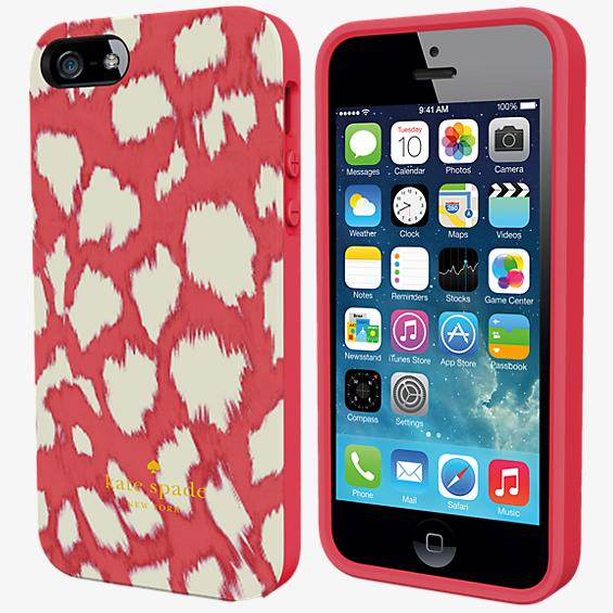 Flexible Hardshell Case for iPhone 5/5s - Ekat