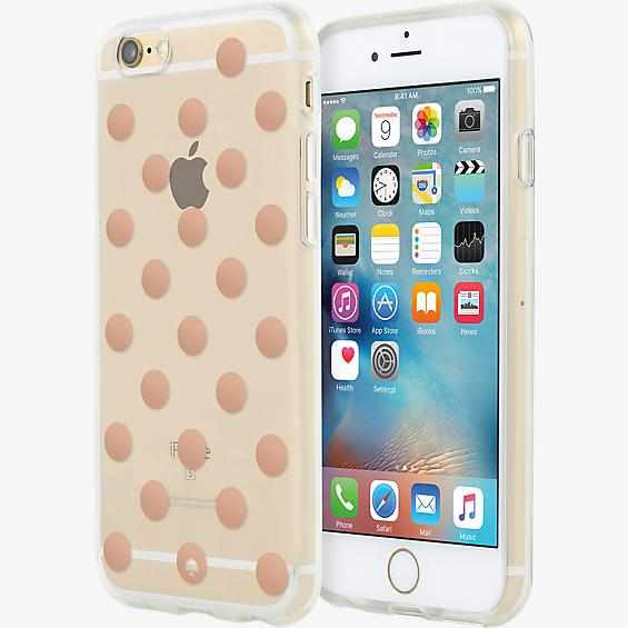 Flexible Hardshell Case for iPhone 6/6s - Le Pavillion