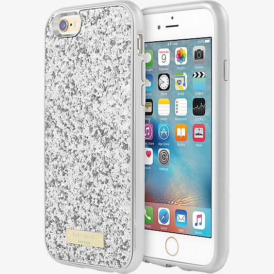 Exposed Glitter Case for iPhone 6/6s