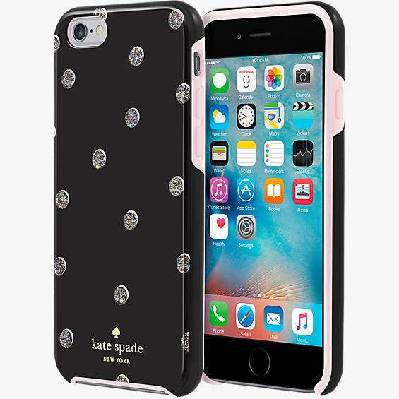 Hybrid Hardshell Case for iPhone 6/6s - Scatter Pavillion