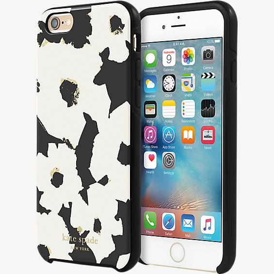Hybrid Hardshell Case for iPhone 6/6s - Floating Floral