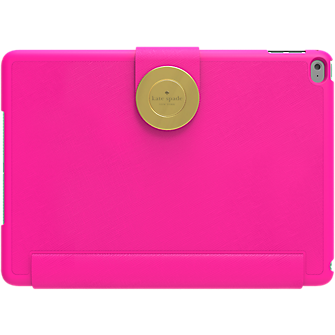 Magnet Folio for iPad Air 2 - Saffiano Pink