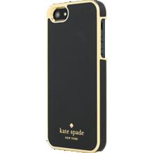 Wrap Case for iPhone SE - Saffiano Black