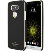 Wrap Case for LG G5 - Saffiano Black