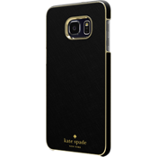 Wrap Case for Samsung Galaxy S 6 edge+ - Black