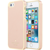 Wrap Case for iPhone 5/5s/SE - Saffiano Rose Gold
