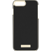 Wrap Case for iPhone 7 Plus - Saffiano Black