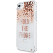 Clear Liquid Glitter Case for iPhone 7 - Hold the Phone