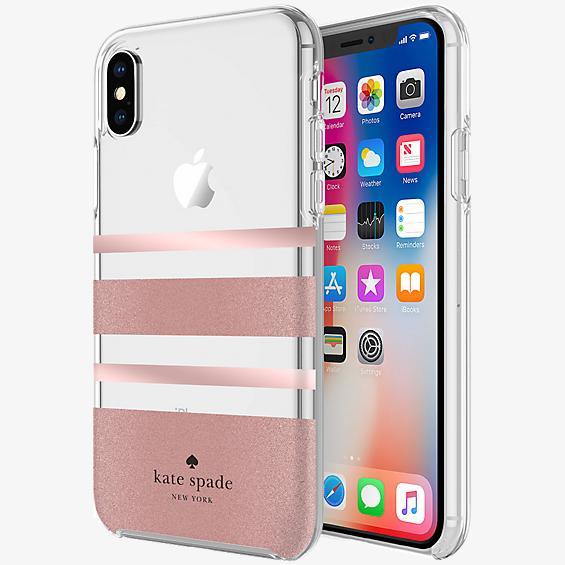 Flexible Hardshell Case for iPhone X